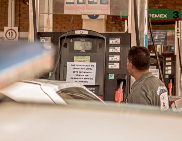 Disminuye desabasto en Aguascalientes, 70% de estaciones con gasolina