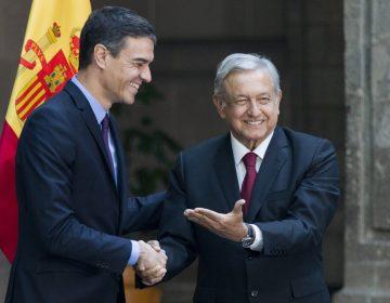 Diferencias por Venezuela no afectan relación entre España y México: mandatarios