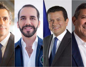 Calleja puntero en El Salvador, según encuesta