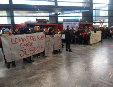 Peticiones esperan a López Obrador en Tijuana