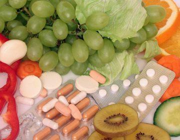 Suplementos alimenticios para deportistas