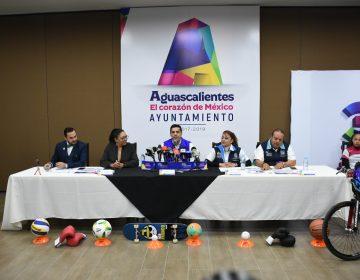 Ofrecerá Copa Aguascalientes nuevas competencias y participación de adultos mayores