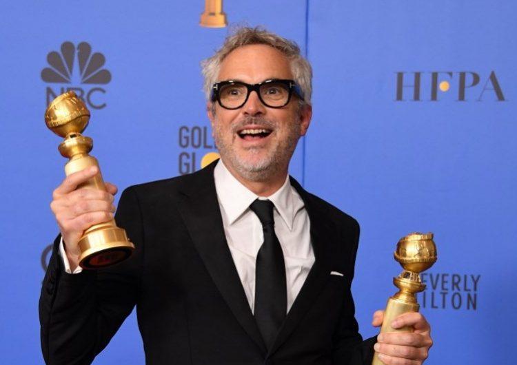 """Mejor Director y Mejor Película Extranjera: """"Roma"""" de Cuarón arranca premiada el 2019"""