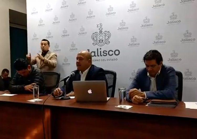 """Jalisco continuará obras a pesar de """"malos tratos"""" de la federación: Enrique Alfaro"""