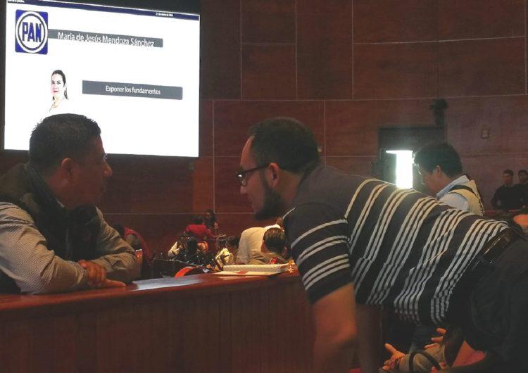 Reordenamiento en el pleno pone en aprietos a diputados y asesores