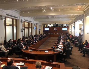 Por mayoría, países de la OEA desconocen segundo mandato de Maduro; México se abstiene en votación