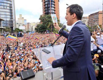 ¿Qué países reconocen a Juan Guaidó como presidente interino de Venezuela?