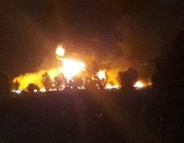 Explosión en toma clandestina en Tlahuelilpan, Hidalgo deja 73 muertos y al menos 74 heridos