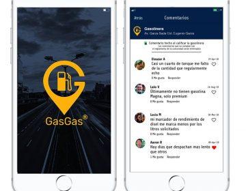 Estudiantes del Tec crean app que te dice dónde hay gasolina