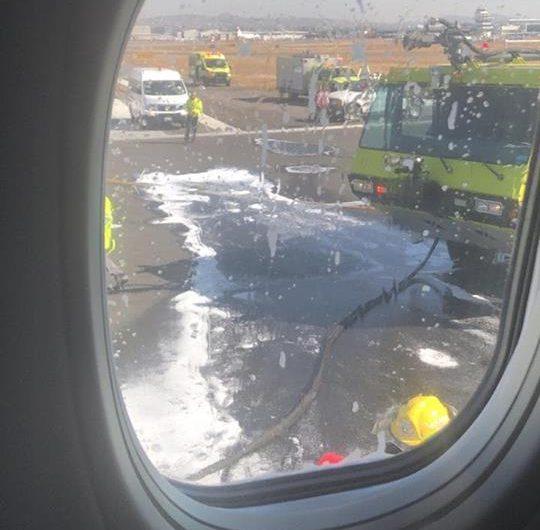 Cierra Aeropuerto de Guadalajara tras incidente de avión de Aeroméxico