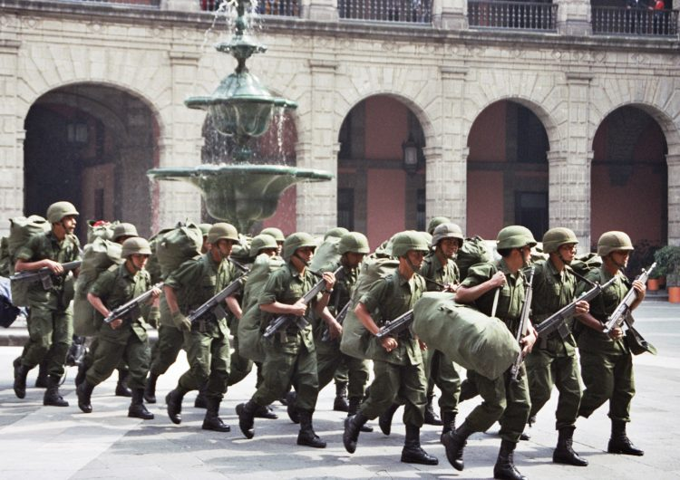 El poder civil y la Guardia Nacional