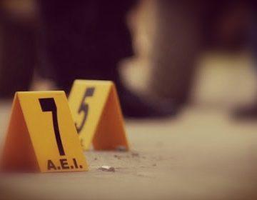Rompió récord Oaxaca en 2018 por homicidios dolosos