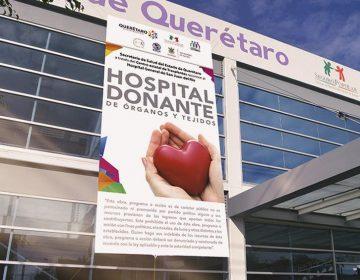 Realizan primer trasplante de hígado en el Hospital General del estado