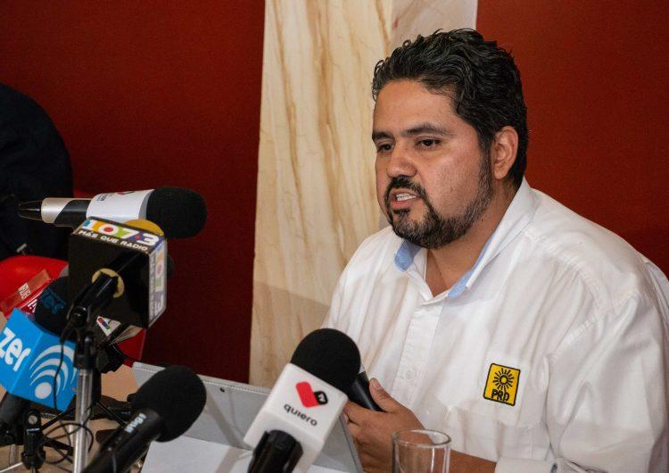 Descarta Sánchez Nájera alianzas para alcaldía de Aguascalientes