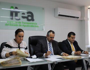 Por opacos aplica ITEA sanciones al PES y a una asociación política