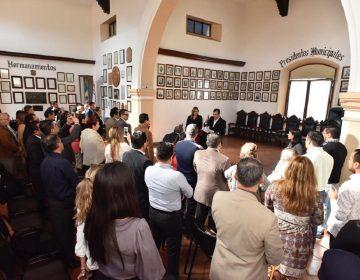 Obligadas autoridades municipales a realizar entrega-recepción