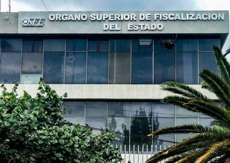 """""""Dispensa"""" auditorías Órgano Superior de Fiscalización"""