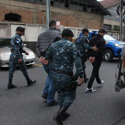 Vinculan a proceso a miembros de La Trakalosa en Guatemala