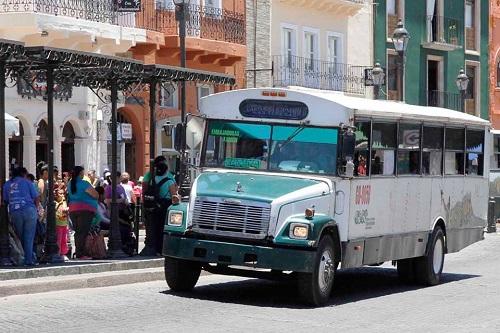 Desabasto de combustible podría afectar el servicio de transporte en Guanajuato capital