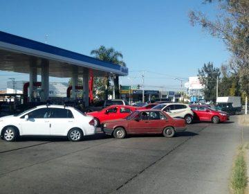 Reportan desabasto intermitente en 30% de estaciones en Aguascalientes