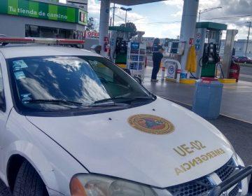 Realiza Protección Civil Municipal operativo en gasolineras de Aguascalientes