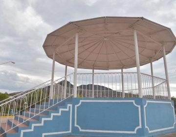"Concluyen rehabilitación de plaza en ""La Tomatina"""