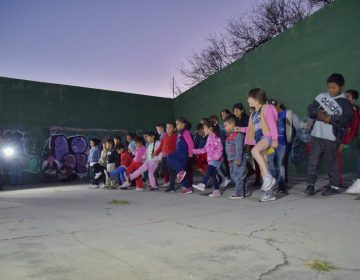 Continúan rehabilitación de espacios públicos en Jesús María