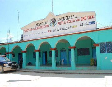Ultiman a tesorero de  Zimatlán de Lázaro Cárdenas, Oaxaca