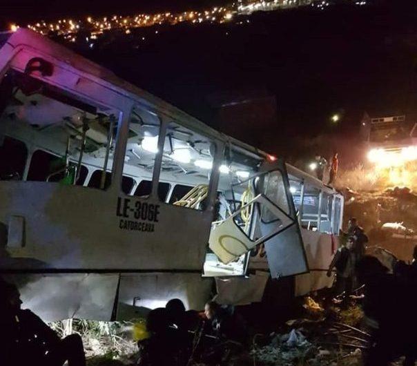 Ruta 84: 11 muertos, ninguna responsabilidad