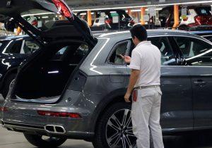 Audi México supera meta de producción de la Q5