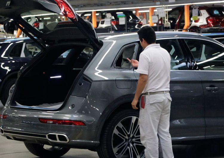 Preocupa a Audi inseguridad en Puebla