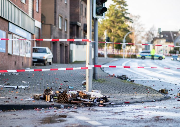 Ataques con auto y cuchillo en Europa y Asia dejan 15 heridos en víspera de Año Nuevo