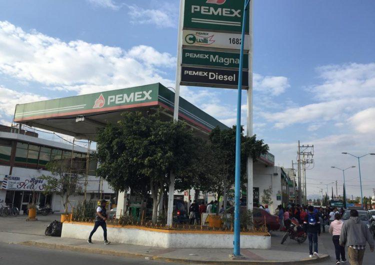 El 80% de la gasolina en Guanajuato es ilegal