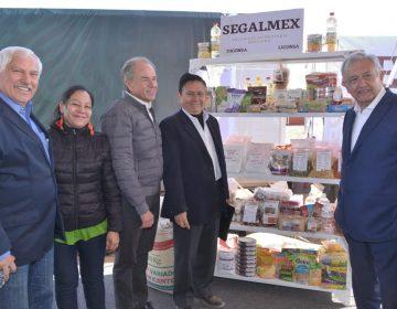 AMLO presenta nueva Canasta Básica en San Luis Potosí
