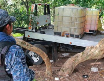 Disminuye en Hidalgo decomiso de huachicol en enero