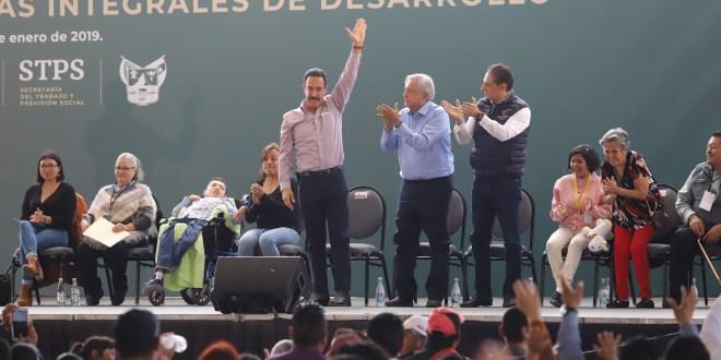 Desde Tulancingo, pide Obrador dar la espalda al huachicoleo