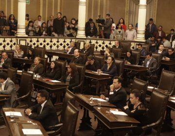 Congreso con 31 solicitudes para gubernatura interina