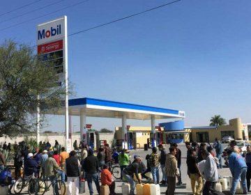"""Importar combustible y un """"decálogo para sobrevivir"""" al desabasto: las medidas de Sinhue"""