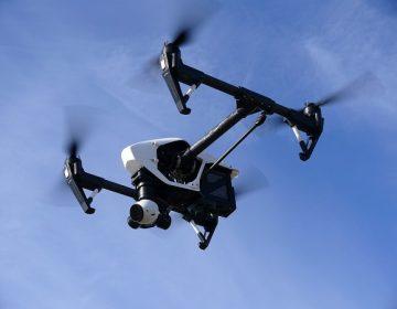 Supervisarán con drones obras del colector pluvial Casa Blanca