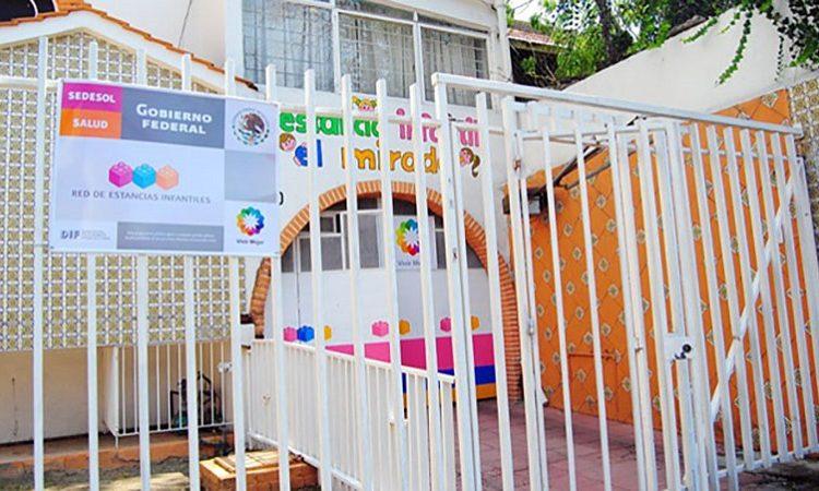 En riesgo estancias infantiles por falta de recursos federales