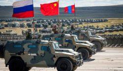 """China y Rusia advierten sobre """"carrera armamentista"""" en respuesta a…"""