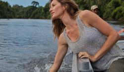La supermodelo Gisele Bündchen defiende su activismo ambiental ante críticas…