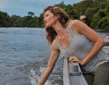 La supermodelo Gisele Bündchen defiende su activismo ambiental ante críticas de ministra brasileña