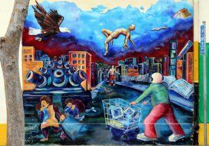 El graffiti seguirá adornando las calles de Querétaro
