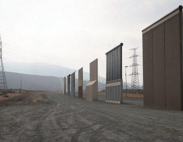 Trump viajará a la frontera con México para presionar en la construcción del muro