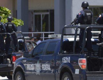Más elementos de la Policía Federal para Puebla