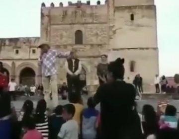 Presidente de Yuriria revela a los niños la verdad sobre los Reyes Magos