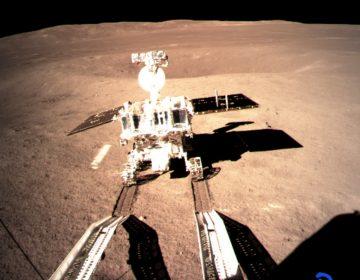 China llega a la cara oculta de la luna, su primer paso hacia la 'conquista del espacio'