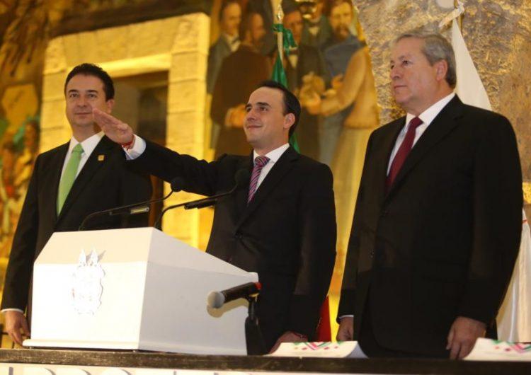 Toman protesta 38 alcaldes en Coahuila, 21 fueron reelegidos