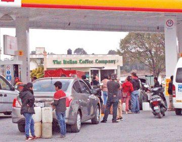 Trabajar desde casa, alternativa ante desabasto de gasolina: Upaep